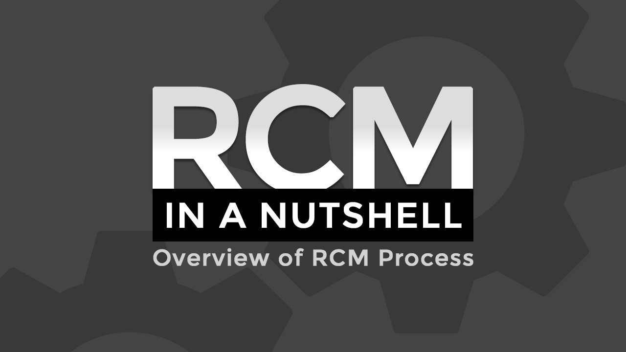 RCM Nutshell Course