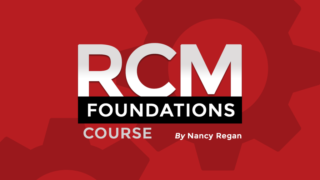 RCM Foundations Course
